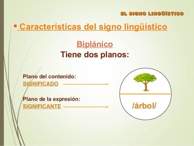 El signo ling stico for Significado de la palabra arbol