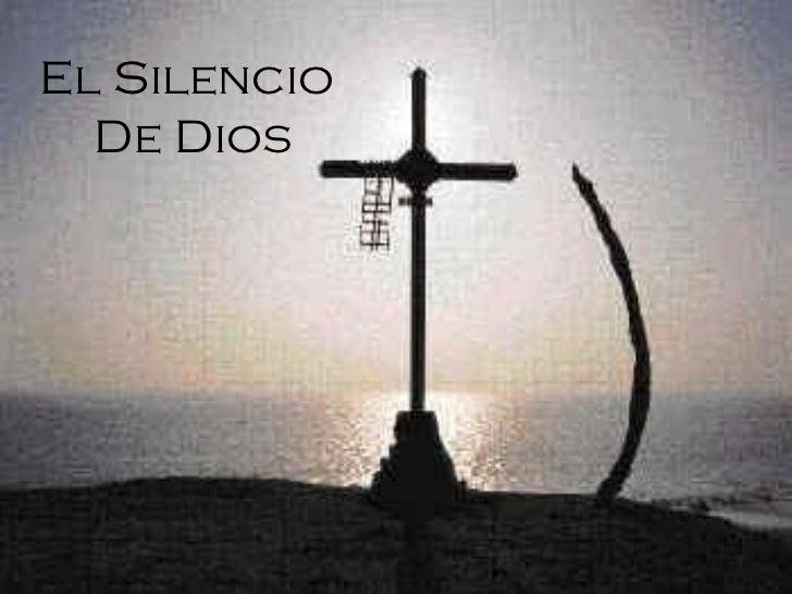 El Silencio  De Dios