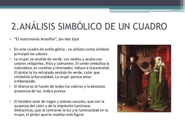 Matrimonio Simbolico En Guatavita : El simbolismo gótico