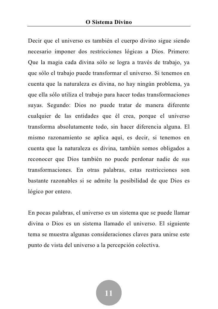 Jairo Alves6 Consideraciones FinalesVer el universo como un sistema divino no cambia ningúnconocimiento empírico o las cua...