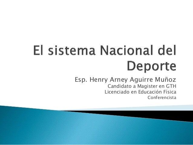 República de ColombiaMinisterio de CulturaInstituto Colombiano del Deporte - Coldeportes                                  ...