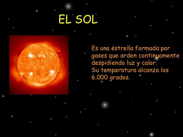 EL SISTEMA SOLAR Slide 2