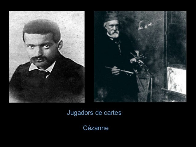 J Jugadorsdecartes  CézanneJJ