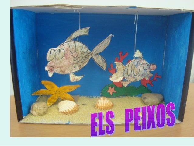 • NEDEN ( ALEIX I CARLA) • NEDEN EN EL MAR ( OLIVIA) • VIUEN EN L'AIGUA ( ALEIX) • TENEN CUA (VICTORIA I ARIADNA) • TENEN ...