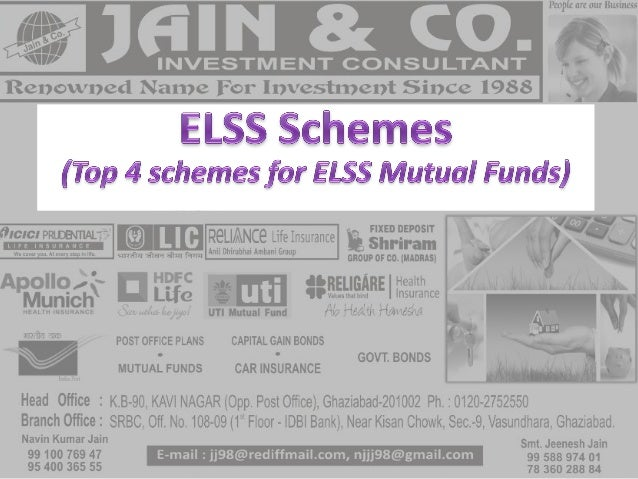 Investment Objective An open-ended equity linked savings scheme (ELSS) with the objective of long term growth of capital t...
