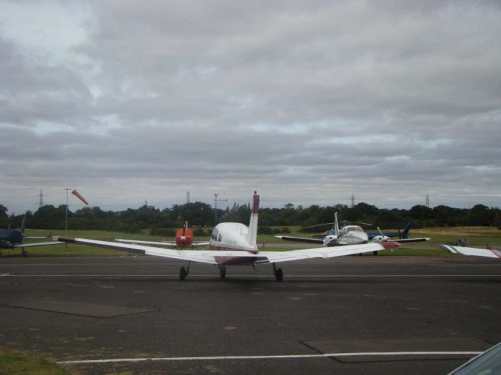 Elstree Aerodrome - Location Visit
