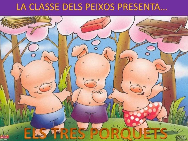 LA CLASSE DELS PEIXOS PRESENTA…