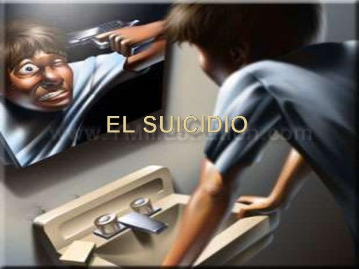 Se estima que las dos terceras partes de quienesse quitan la vida sufren depresión y que losparientes de los suicidas tien...