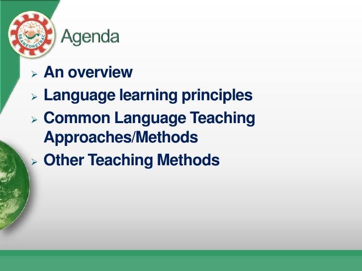 Elt different methods & approaches Slide 2