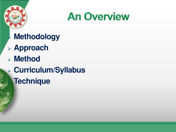 Elt different methods & approaches Slide 3