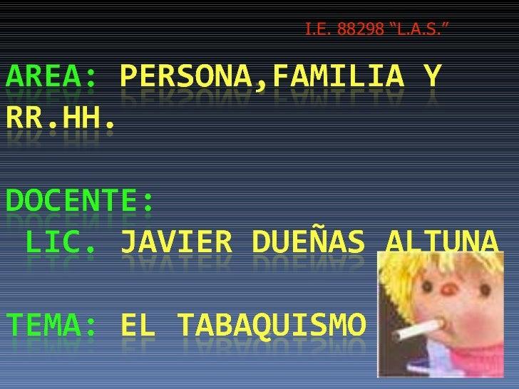 """I.E. 88298 """"L.A.S."""""""