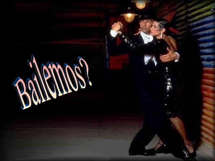 Bailemos?