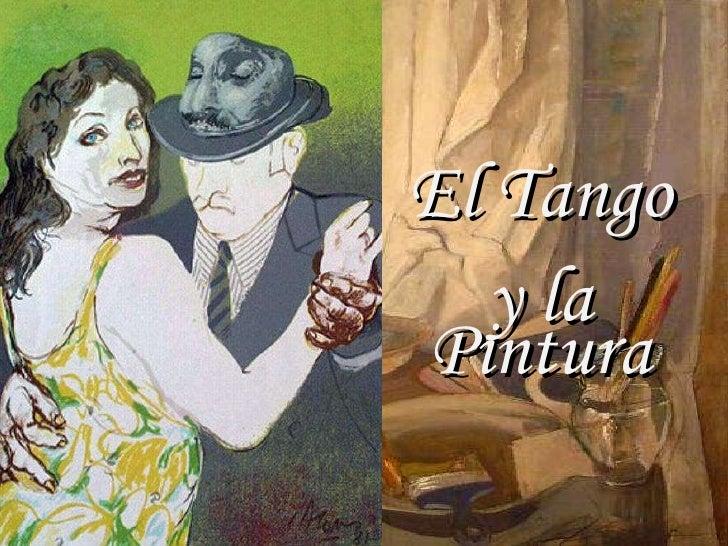 El Tango y la Pintura