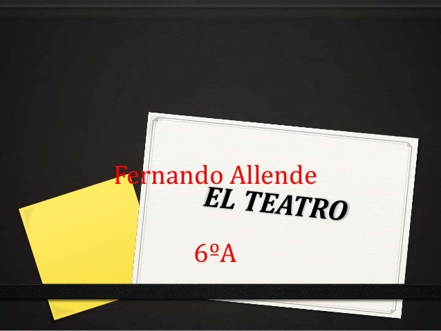 Fernando Allende 6ºA