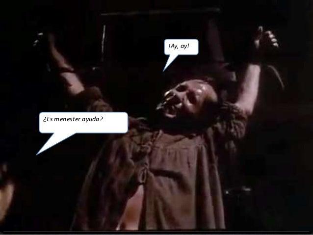 IES Miguel Catalán - Carmen Andreu 111 ¿Quién mató, villano, al señor comendador?.