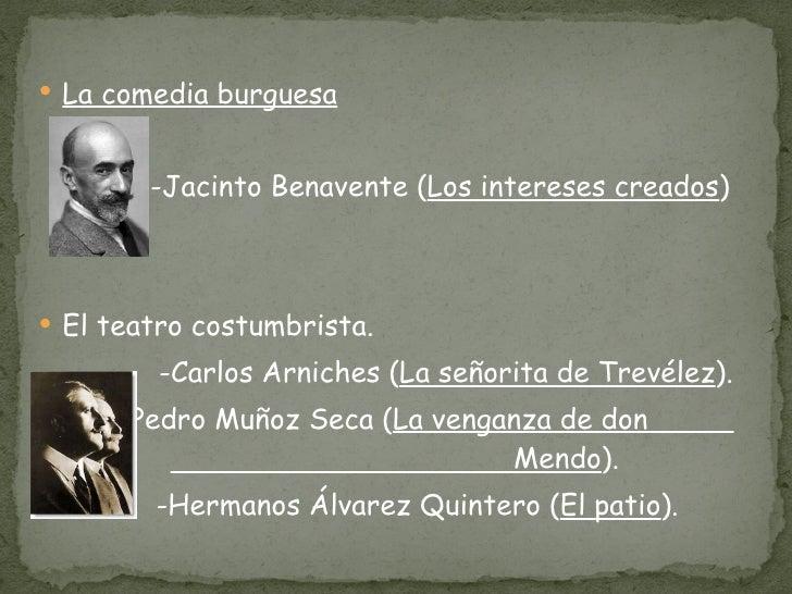 El Teatro Contemporáneo Slide 3
