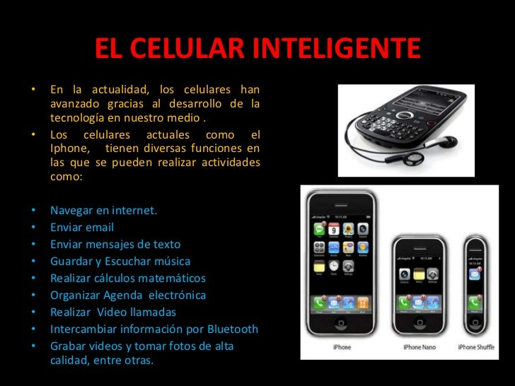 medios de comunicaci n del tel fono al celular inteligente