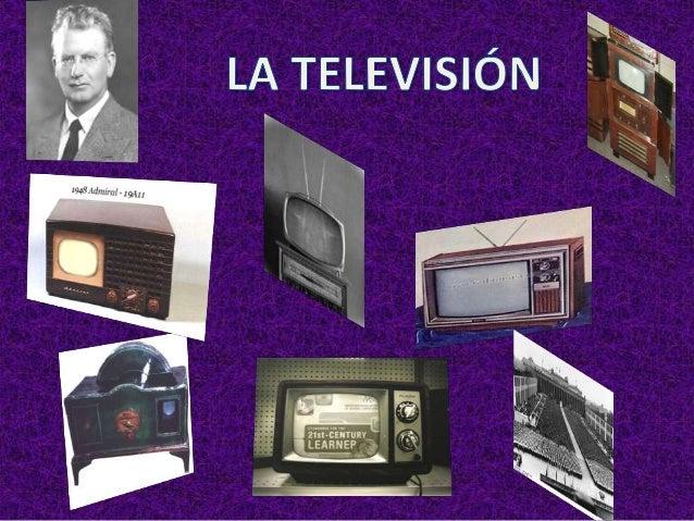 •     En 1930 V. Zworynkin también      experimenta con la televisión en E.U•     En 1932 La Unión Telegráfica Internacion...