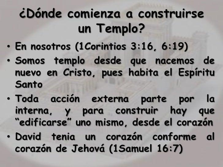 El Templo De Dios