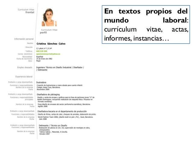 Gran parte de los aspectos teóricos que aparecen en esta presentación han sido tomados de los siguientes manuales: Lengua...