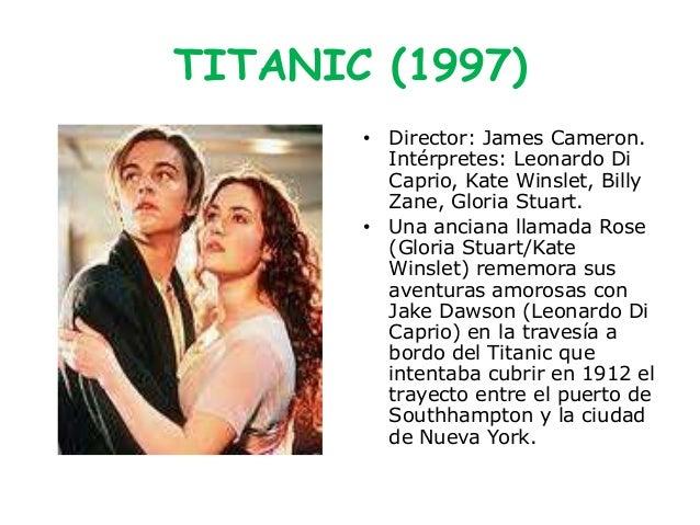 Pelicula el titanic Slide 2