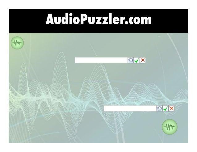 Audiopuzzler.com