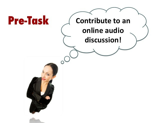 Option 2  Voicethread  discussion-‐   • hat  are  your  thoughts  about   W the  use  of  digital  ...