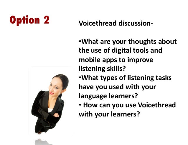 Option 3  Vocaroo      (post  the  link  as  a  comment  on  our  class   page)    • hat  are ...