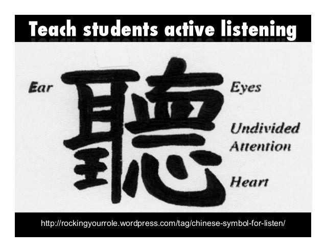 http://rockingyourrole.wordpress.com/tag/chinese-symbol-for-listen/