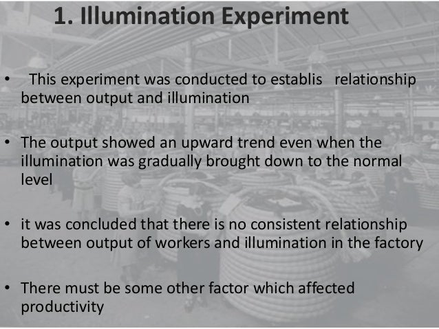 the hawthorne experiments illumination test Hawthorne experiments and human engineering  elton mayo, hawthorne experiments, human engineering, illumination experiments, relay assembly test room by: gcmohanta29 101 views education 18 months ago hotel in hawthorne california, hawthorne deluxe inn hawthorne - most welcome to hotel in hawthorne california situated in just three miles from los angeles lax airport hawthorne.