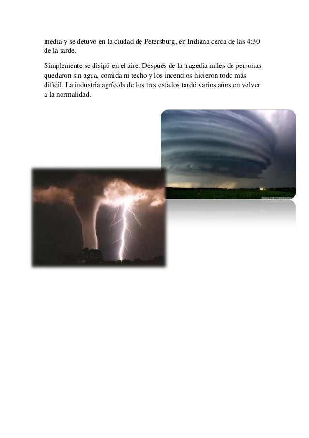 El tornado de los tres estados Slide 2