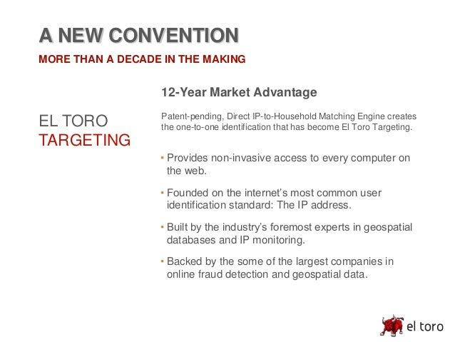 El toro political targeting meyer 122413 Slide 3