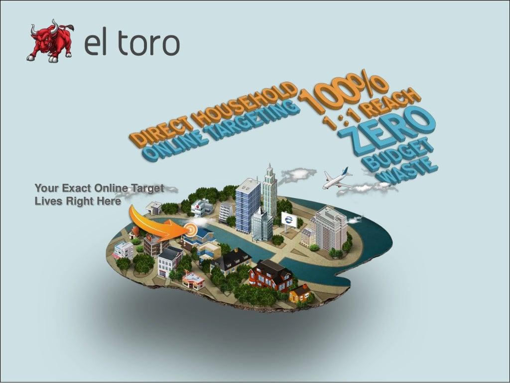 El toro targeting deck 092013