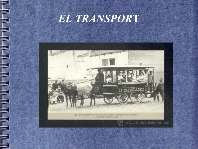EL TRANSPORT