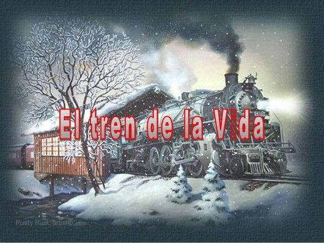 En un viaje en tren a lo largo de la ruta, puede suceder una granEn un viaje en tren a lo largo de la ruta, puede suceder ...