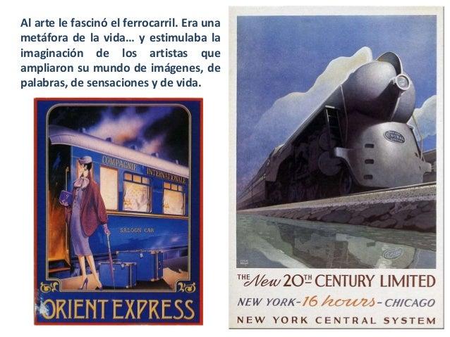 107 Vintage Arte Cartel De Ferrocarril-York