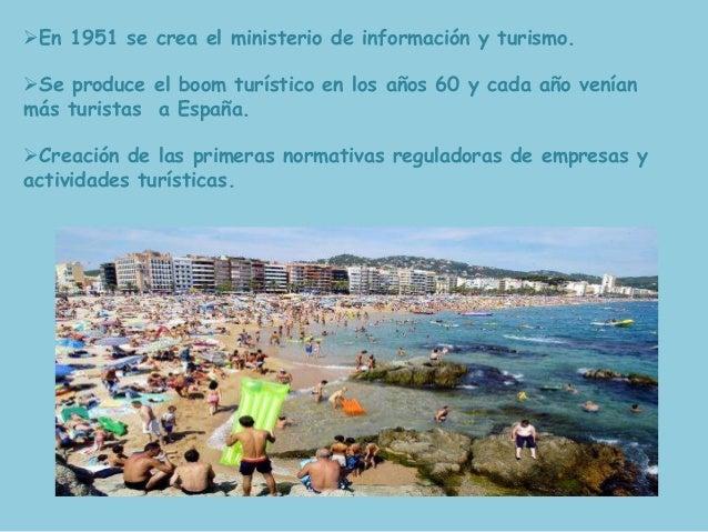 El turismo en espa a - Oficina informacion y turismo granada ...