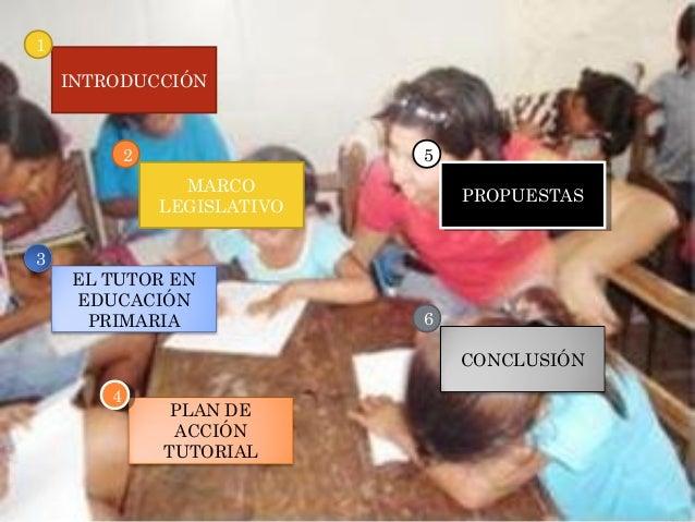 El tutor en_educacion_primaria Slide 2