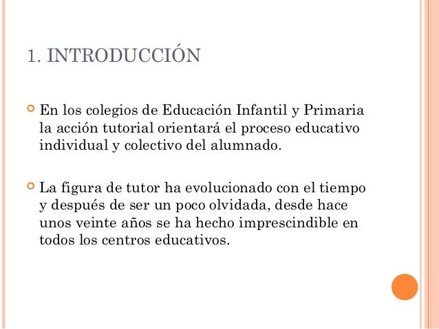 El tutor en_educacion_primaria Slide 3