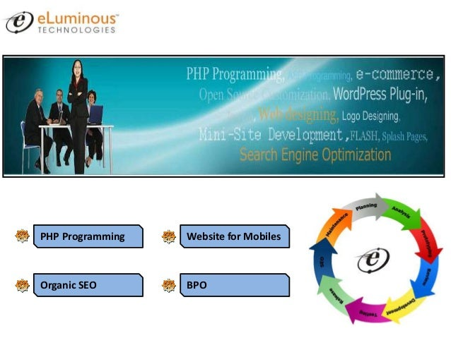 PHP Programming   Website for MobilesOrganic SEO       BPO