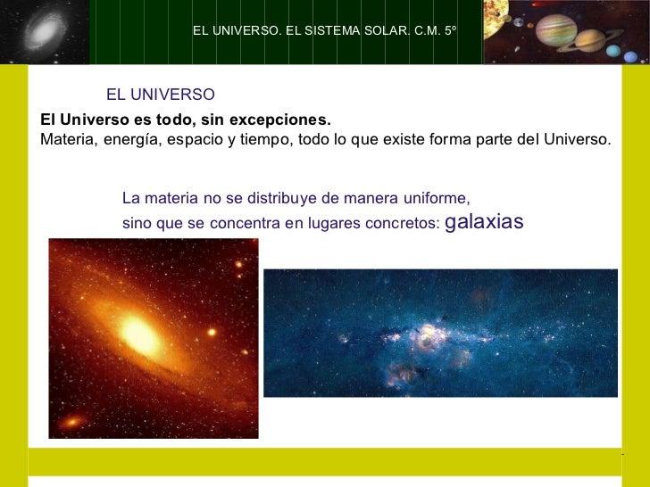 El universo y el sistema solar for Definicion de cuarto