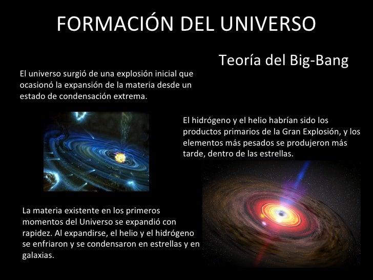 el universo  o sistema