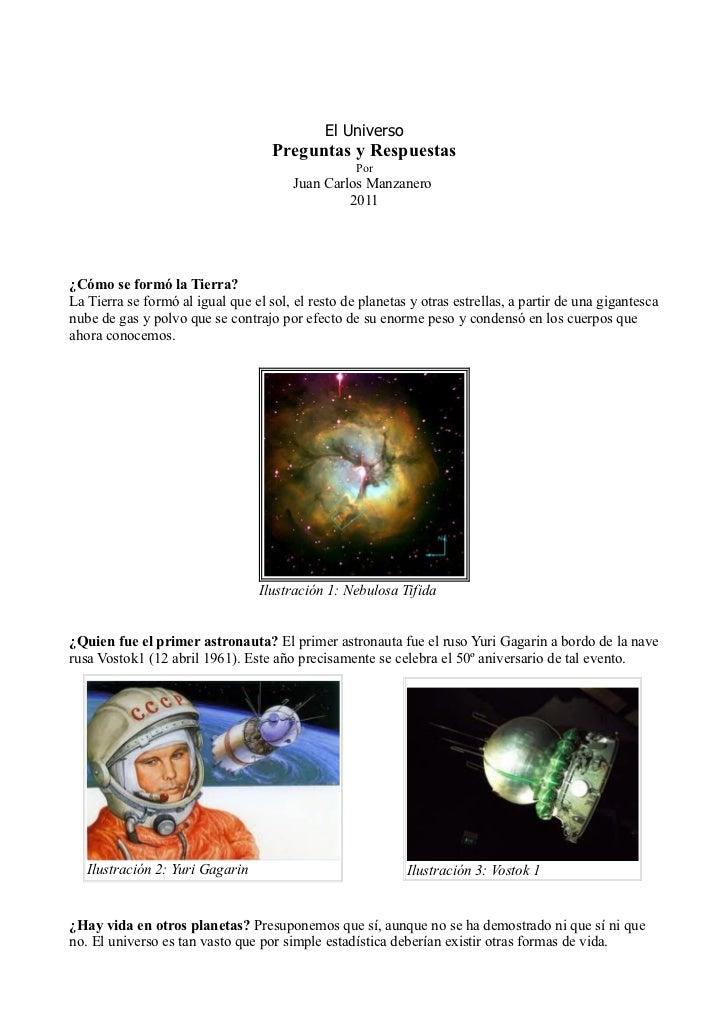 El universo, consultorio infantil y juvenil 1