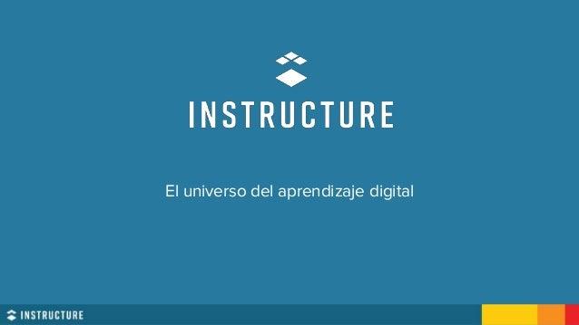 El universo del aprendizaje digital