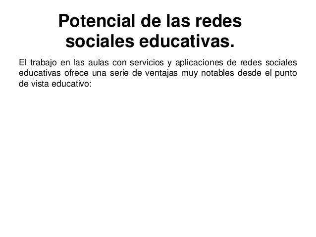 El uso educativo de las redes sociales222 Slide 3