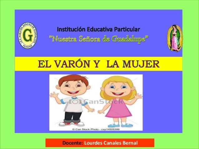 Docente: Lourdes Canales Bernal