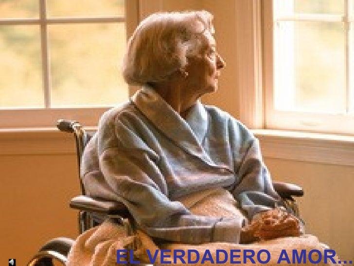EL VERDADERO AMOR... Presentaciones-Powerpoint.com