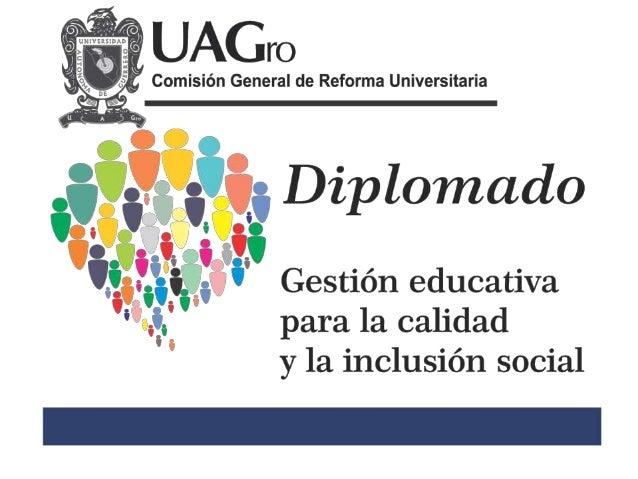 Elvia Garduno gestión educativa  Slide 3