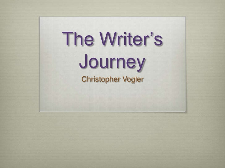 TheWriter'sJourney<br />Christopher Vogler<br />