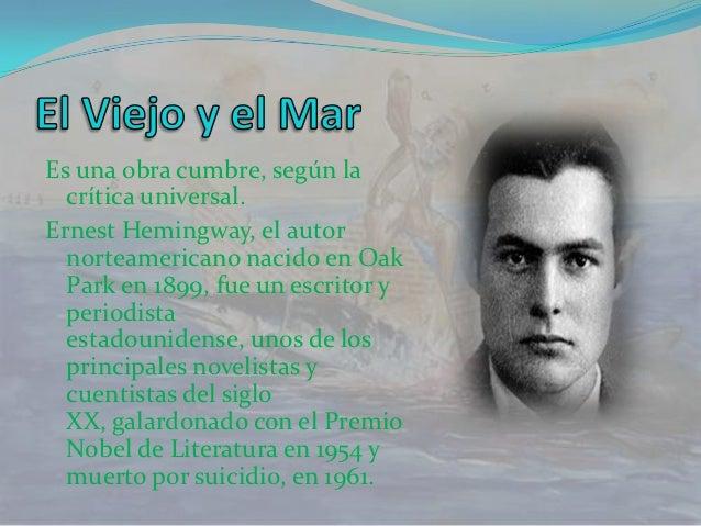 """""""El Viejo y El Mar"""" - Ninalaya Slide 3"""
